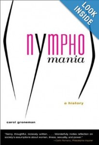 nymphomania cover