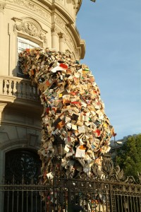 mickeys avalanche of books