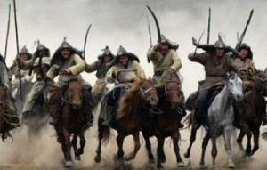 mongol horsemen 2