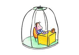 freelancer caged