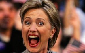 Hillary dema