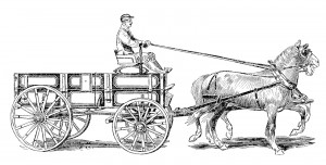 horse-and-wagon-clipart-1