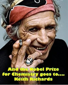 keith nobel chemistry